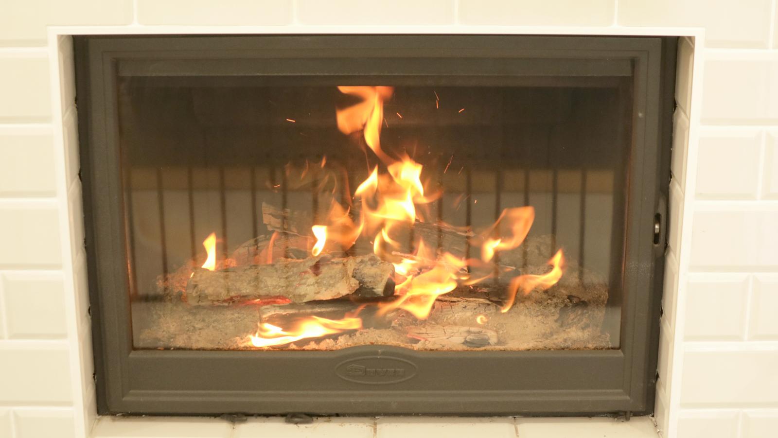 暖炉(ドブレDovre)