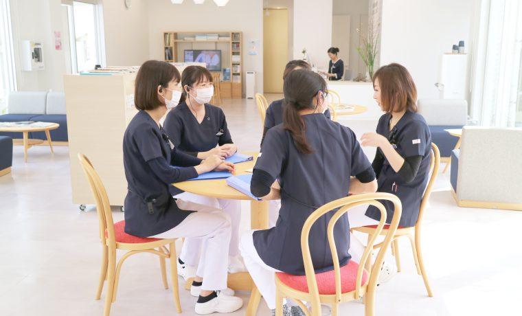 御笠川デンタルクリニック ヒカリの衛生士勉強会