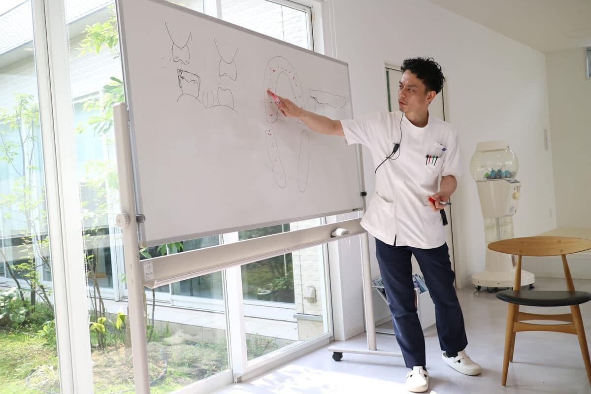 御笠川デンタルクリニック ヒカリのランチョンセミナー
