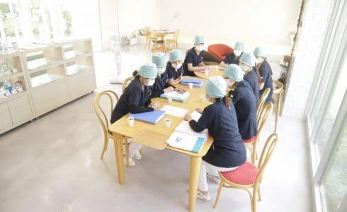 医療法人ゼロMT 御笠川デンタルクリニック ヒカリの衛生士勉強会